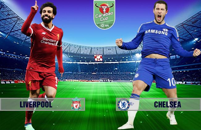 Link trực tiếp Liverpool vs Chelsea, 1h45 ngày 27/9 (League Cup 2018)